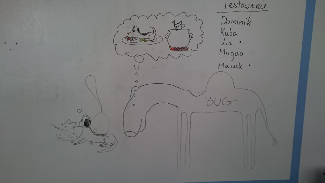 Wielbug chyba zrobił się głodny (Jak pies z kotem – odcinek 19)
