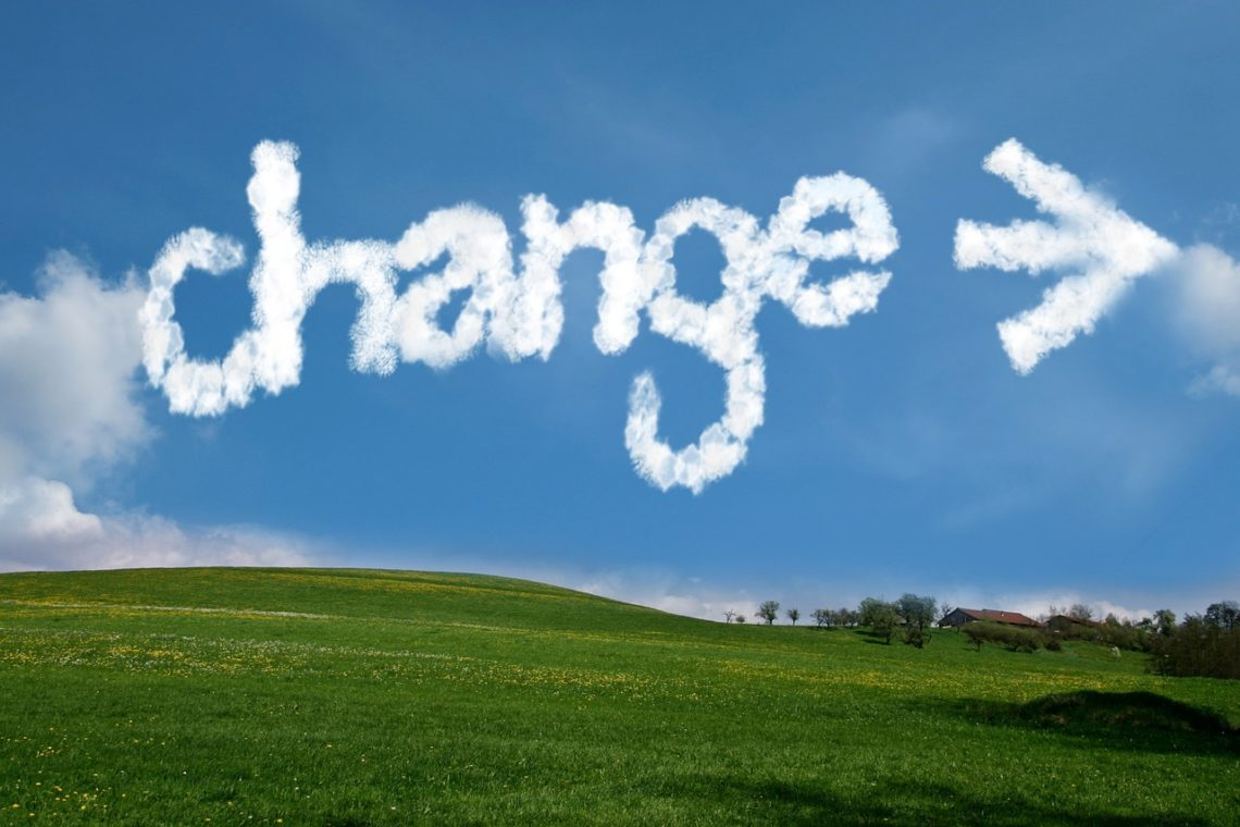 Poprawa wiąże się ze zmianami