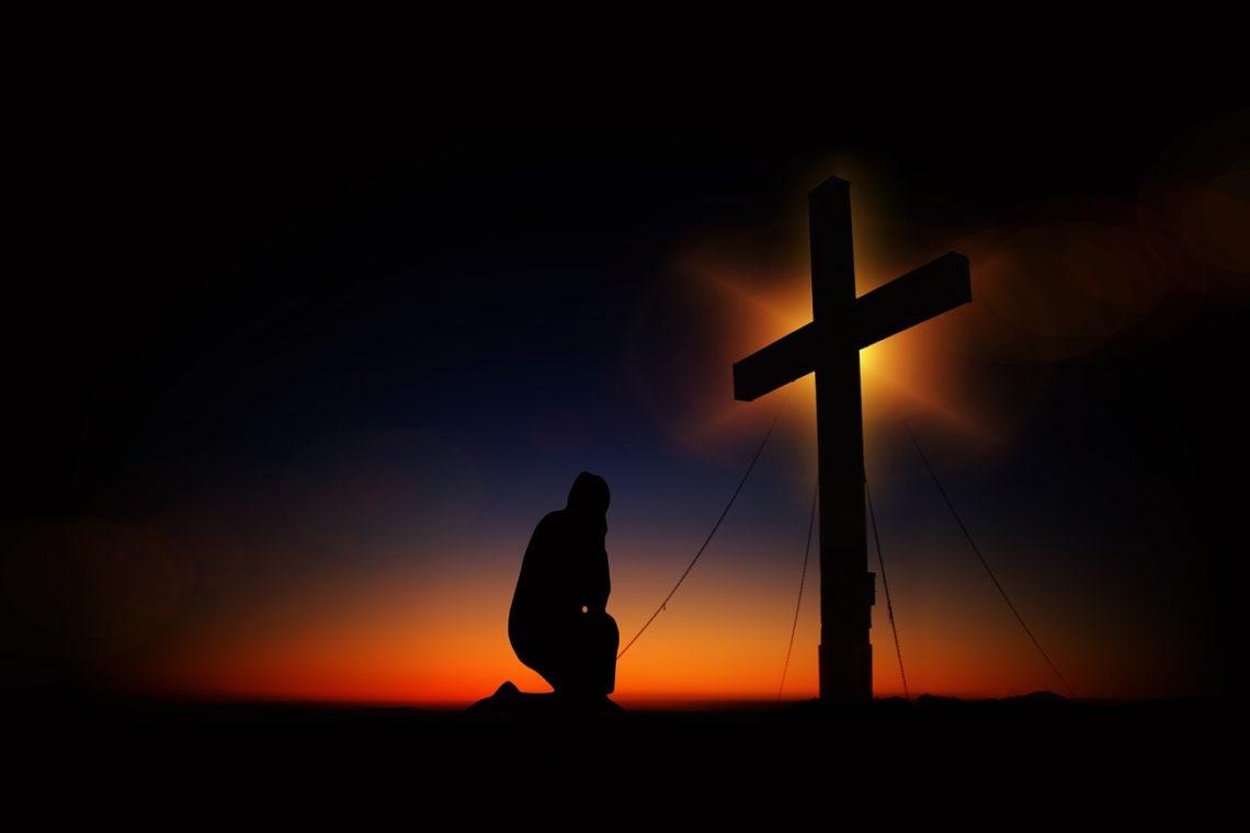 Letni duchowo nie obejmują krzyża
