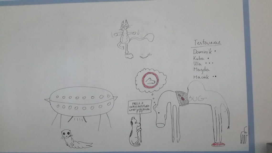 Kot ćwiczy balet (Jak pies z kotem – odcinek 66)