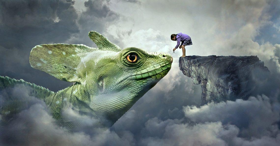 Jeśli twoje marzenia cię nie przerażają…