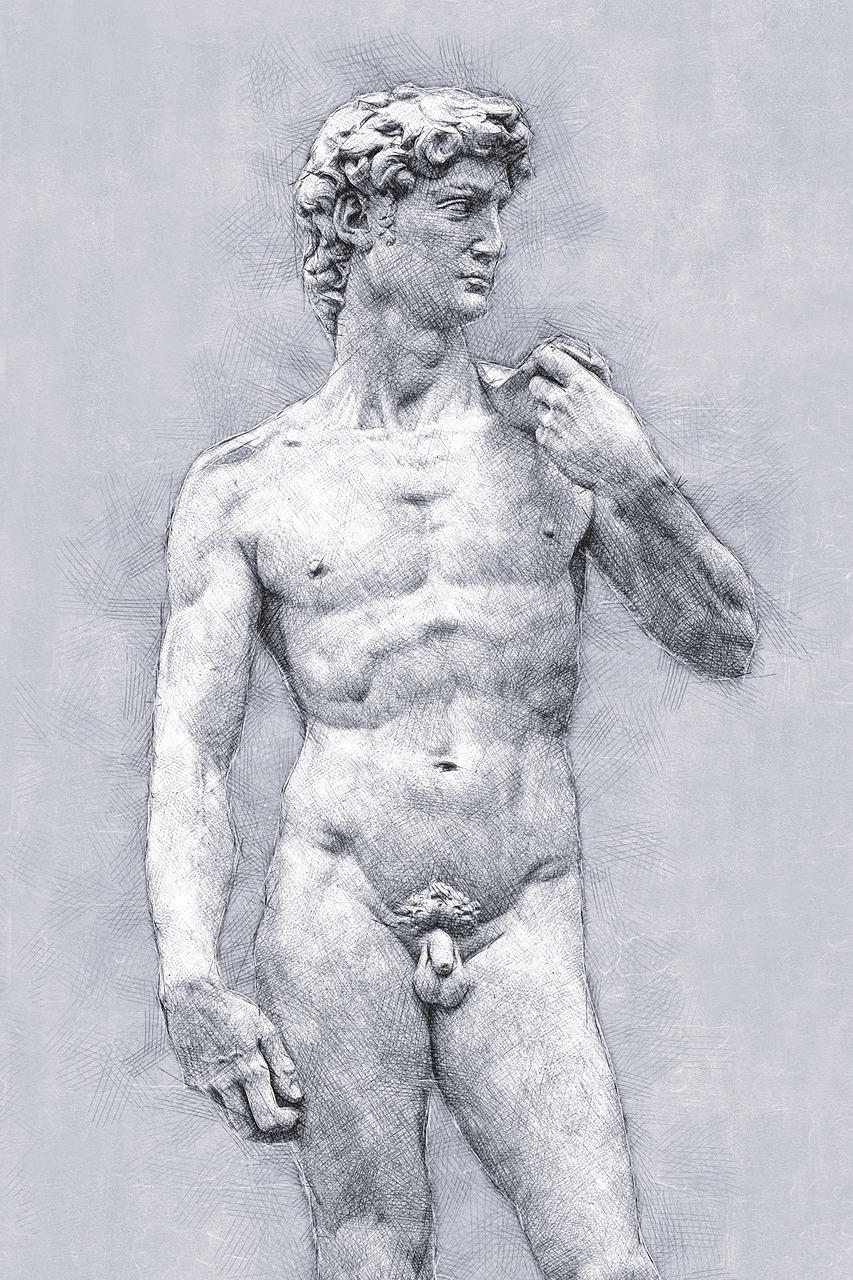 Dawid – sama doskonałość