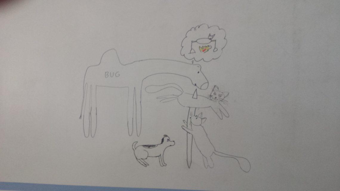 Pies nieźle nabroił (Jak pies z kotem – odcinek 127)