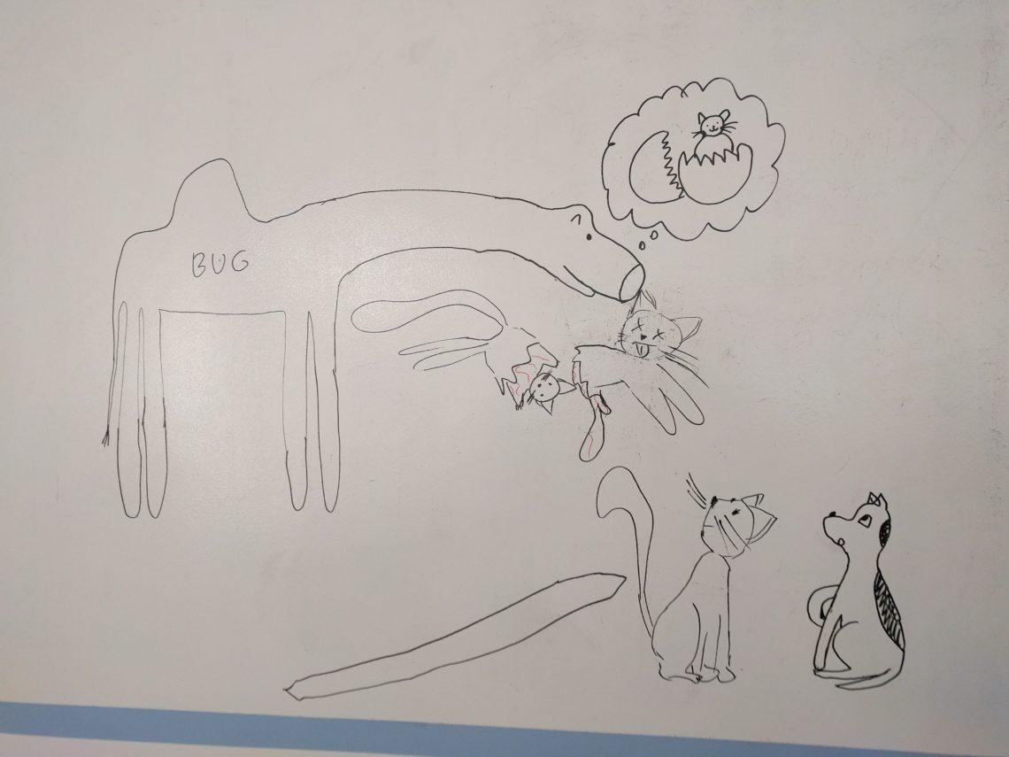 Wykluwa się (Jak pies z kotem – odcinek 130)