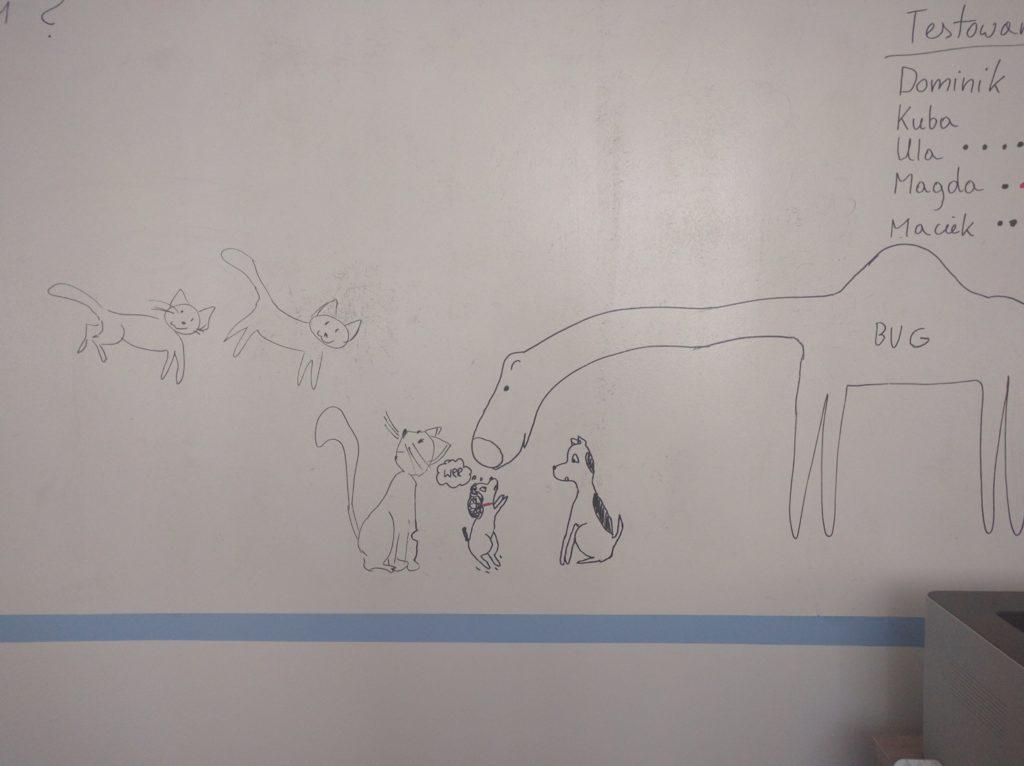 suczka zła na wielbuga