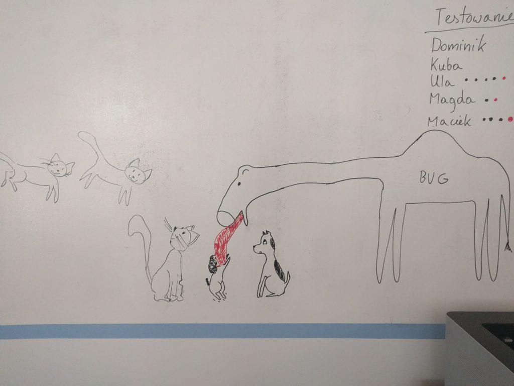 wielbug oblizuje suczkę