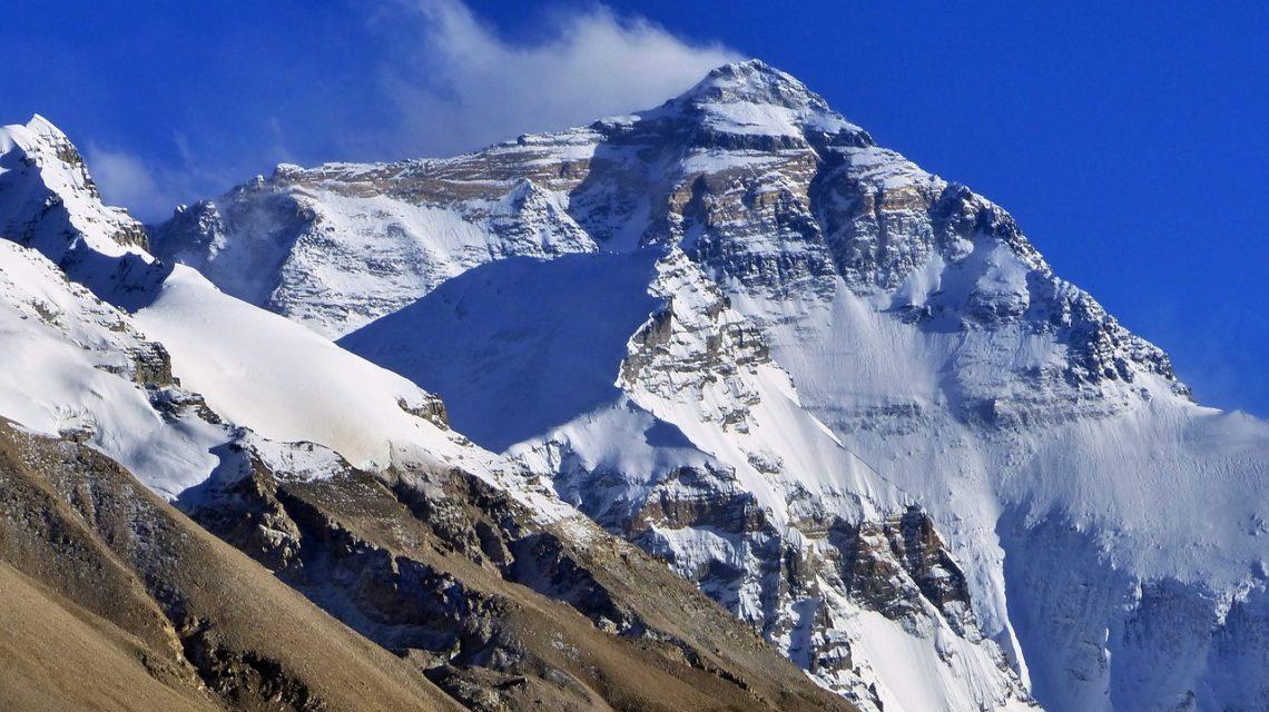 Każdy ma swój własny Mount Everest