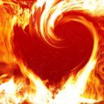 Nie zdołasz rozpalić ognia w sercu drugiego człowieka