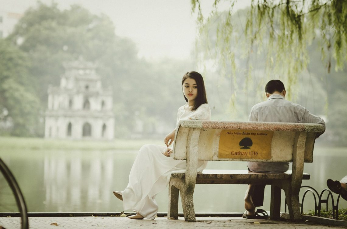 Człowiek, który podróżuje samotnie…