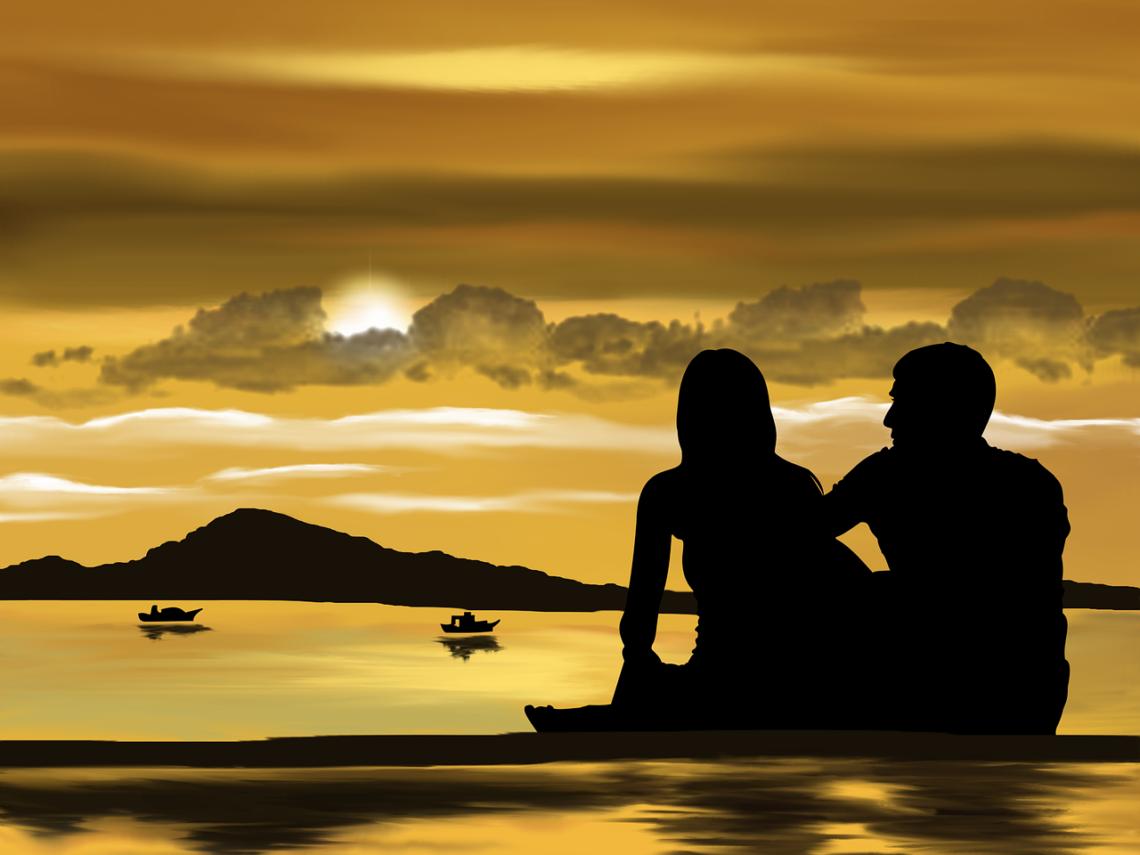 W wielkiej miłości niepotrzebna jest czułostkowość