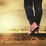 Modlić się to pójść na spacer z Bogiem