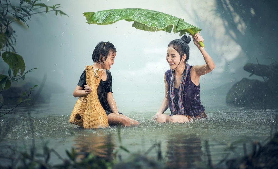 Kiedy modlisz się o deszcz