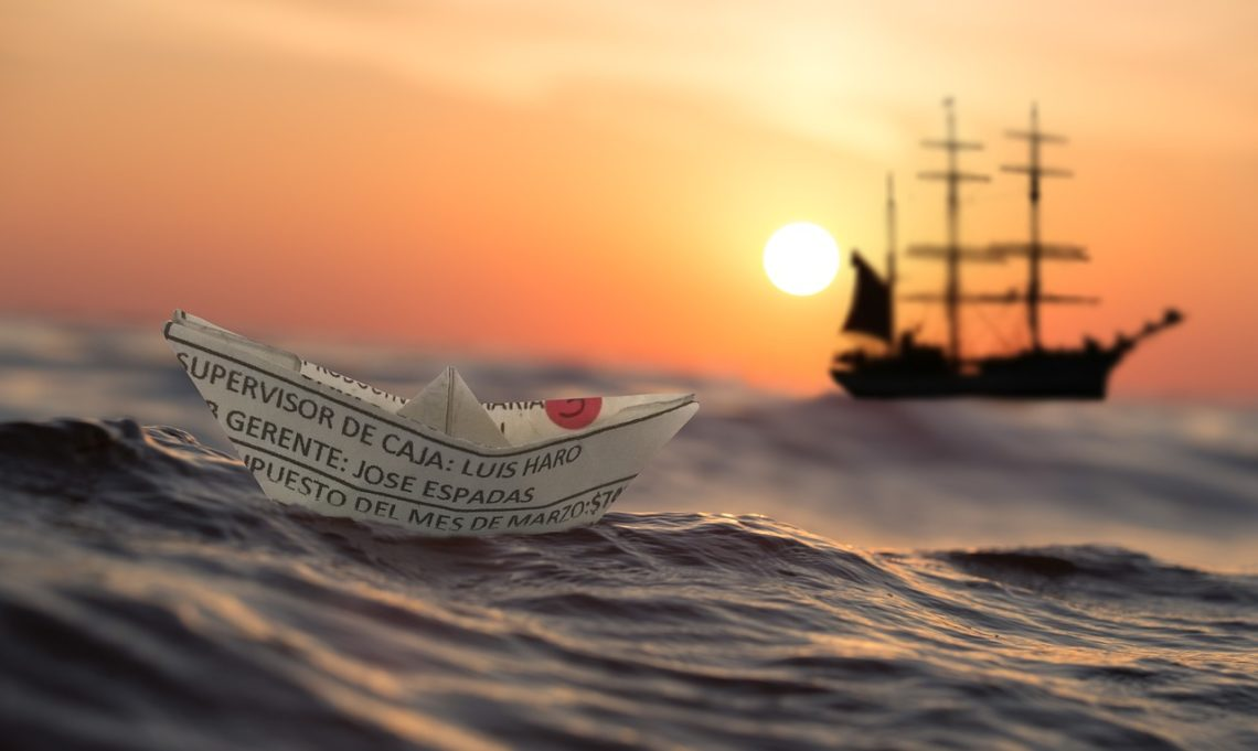 Jeśli komuś odpłynie statek
