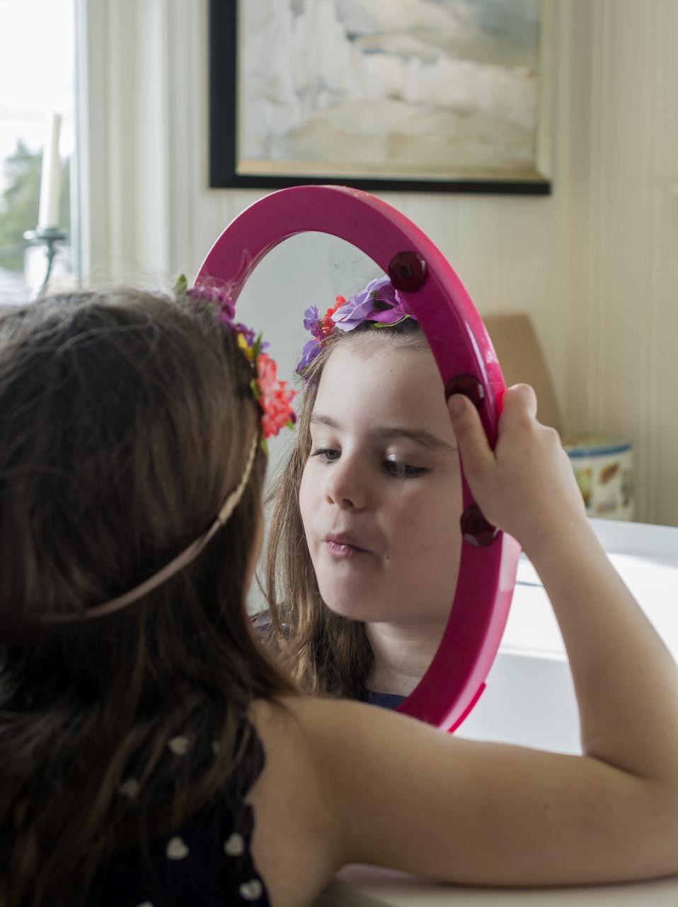 Niewielu może spojrzeć w lustro