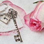 Miłość jest kwiatem róży