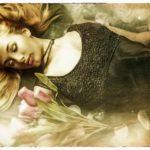 Zasnęła... Z marzeń wygnano ją światów...