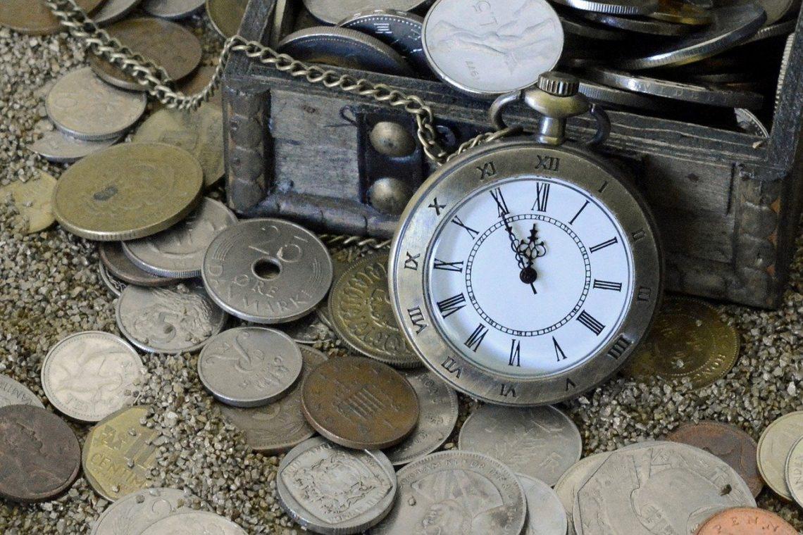Ludzie mówią – «czas to pieniądz»