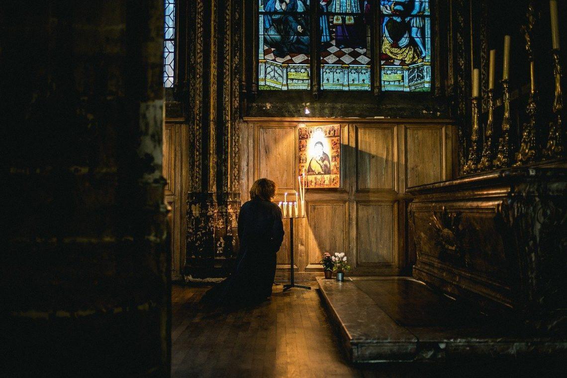 Twoim zadaniem jest modlitwa i post