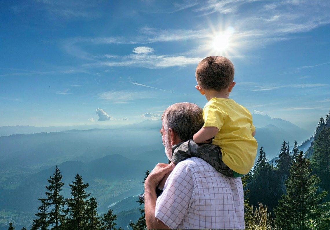 Bóg sam zaniesie małą duszę na szczyt