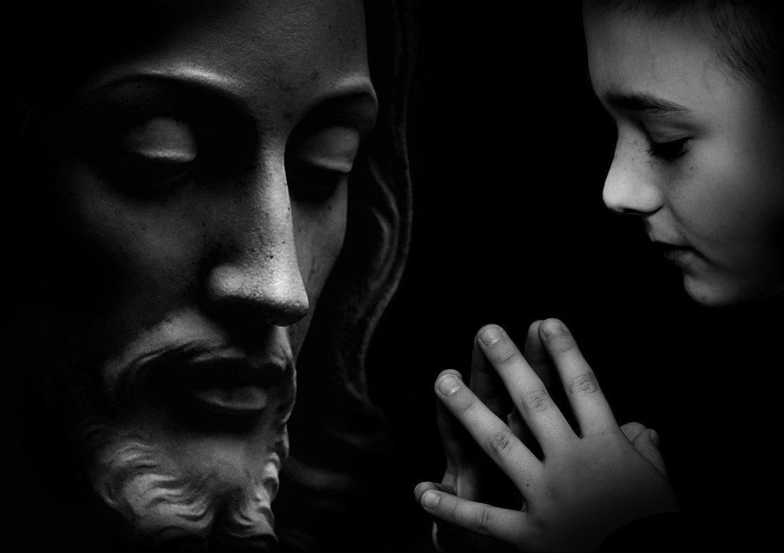 Jezus ukryty w głębi jej duszy