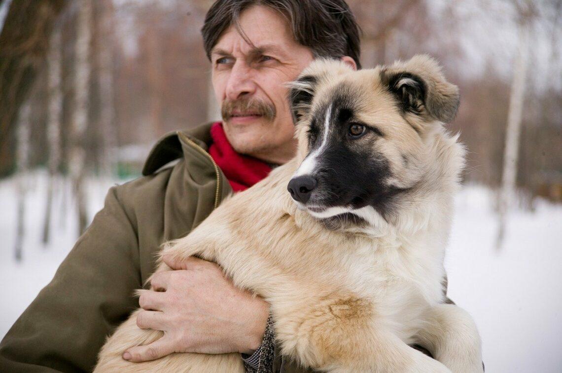 Zasadnicza różnica między psem a człowiekiem
