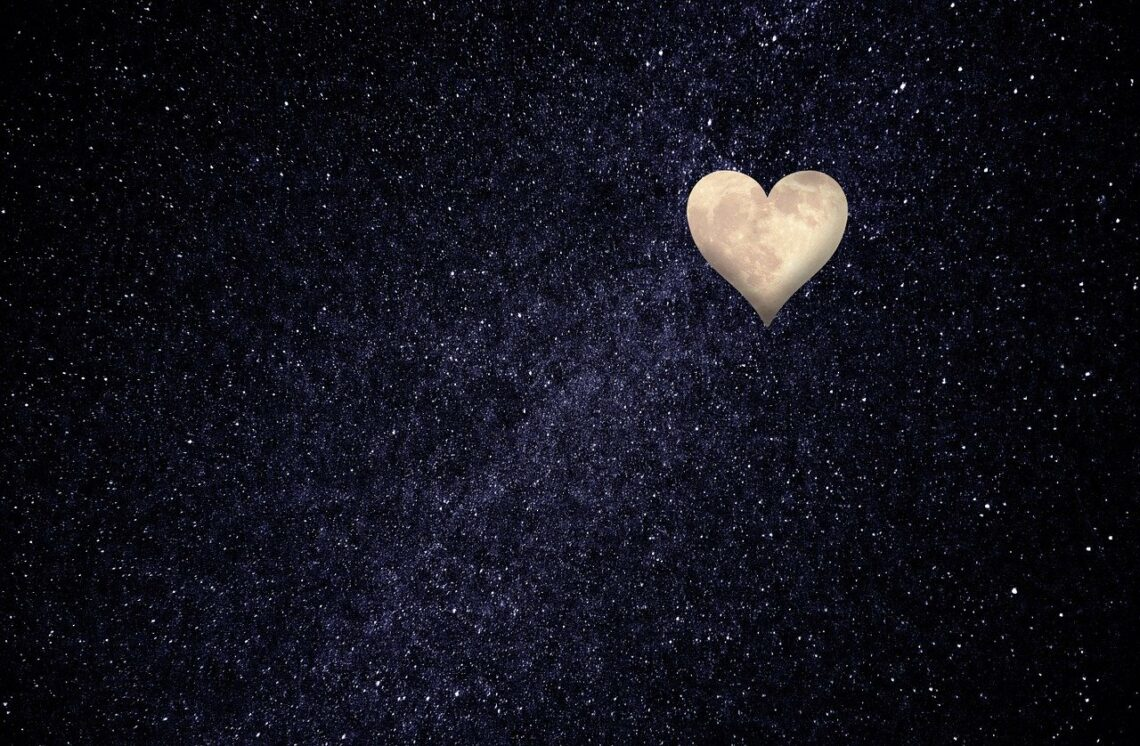 By rzeczywiście być ofiarą miłości