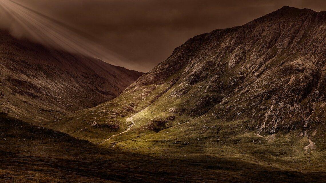 Chociażbym chodził ciemną doliną