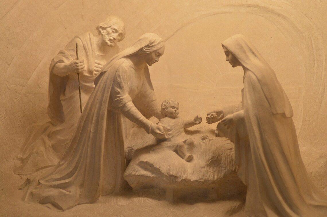 Józef odkłada na bok swoje rozumowanie