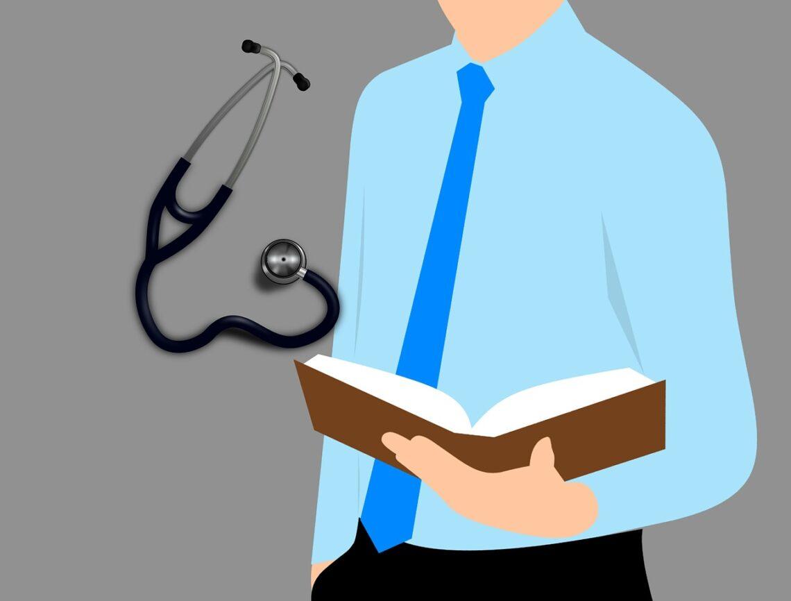 Czytając książki o zdrowiu, uważajcie