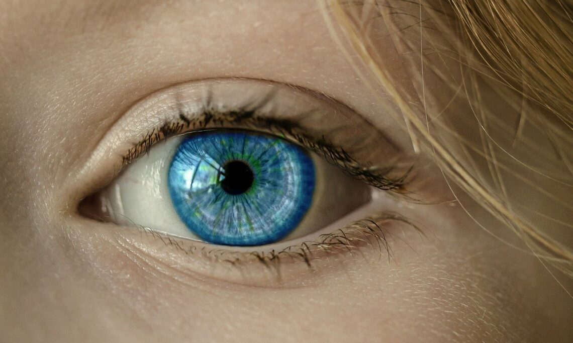 Masz głębokie oczy