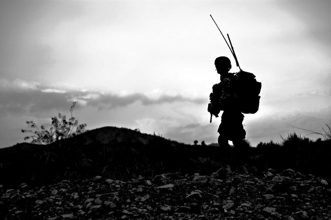 Bóg zwykle doświadcza swych [dzielnych] żołnierzy