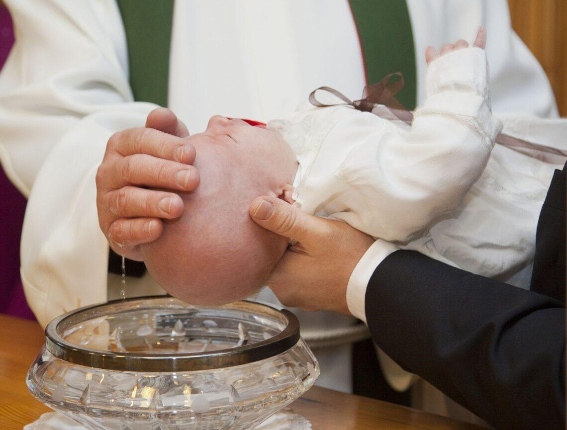 Tyś z nami związał się przez chrzest
